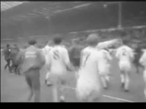 March 2, 1968 - League Cup Final - Arsenal 0 - Leeds United 1