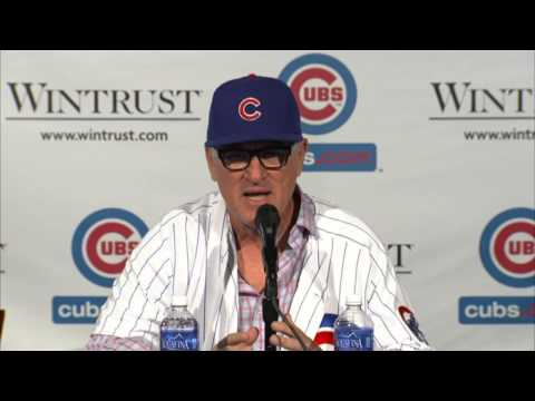 Maddon officially announced as Cubs manager