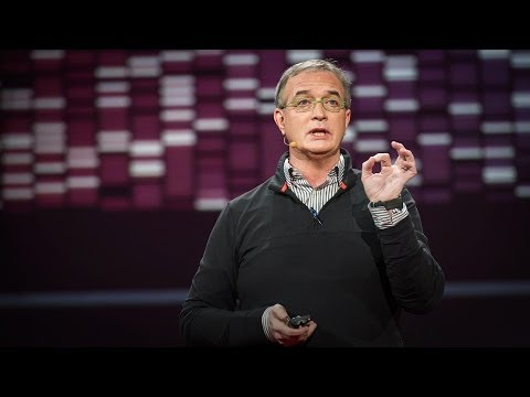 """Stephen Friend: The hunt for """"unexpected genetic heroes"""""""