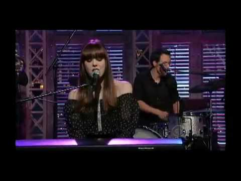 Diane Birch - Nothing But A Miracle on Letterman