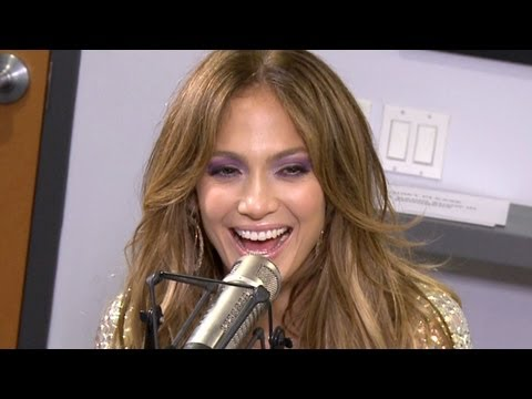 J.Lo Felt Phillip Phillips Would Win 'Idol' | Interview | On Air With Ryan Seacrest