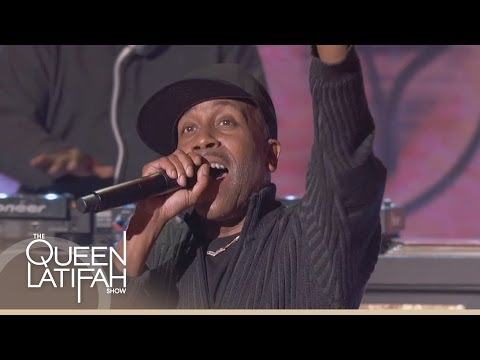 "Rob Base Performs ""It Takes Two"" on The Queen Latifah Show"