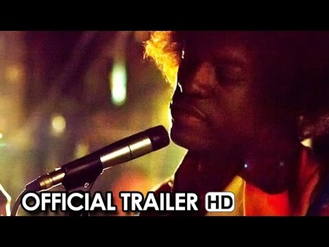 Jimi: All Is By My Side Official Trailer #1 (2014) Jimi Hendrix Movie HD