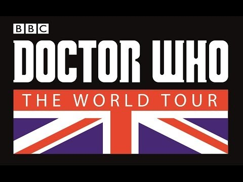 Doctor Who: The World Tour - Doctor Who