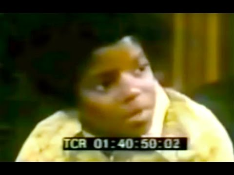 Michael Jackson at Age 12 - Interview in 1970
