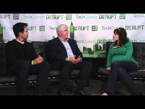 Disrupt Backstage: Ron Conway and David Lee