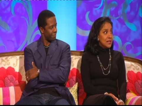 Phylicia Rashad & Adrian Lester Interview (2/2)