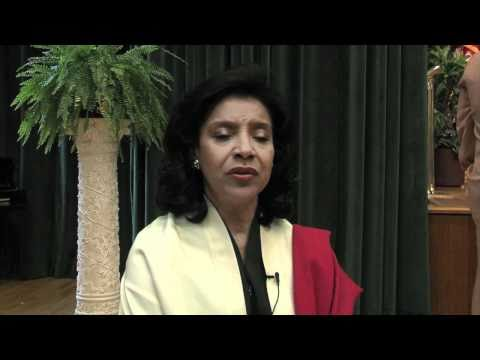 Phylicia Rashad Discusses Diversity