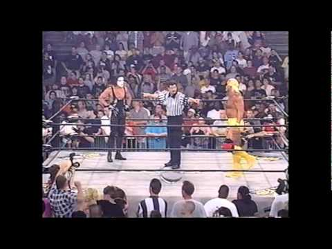 Sting's Last World Title Victory in WCW Part 1/2