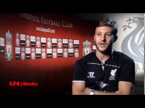 "Exlusive interview with Liverpool's new signing Adam Lallana | ""I'm here to win things"""