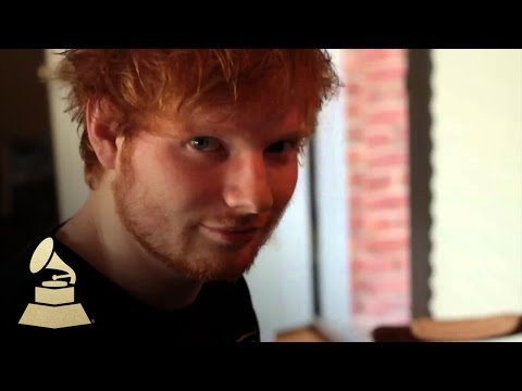 Ed Sheeran: GRAMMY Best New Artist Nominee - Day In The Life