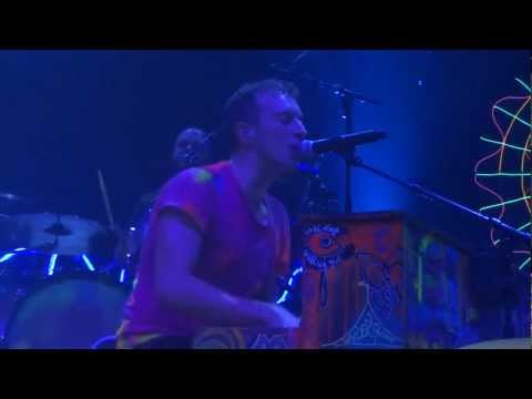 Coldplay 'Everything's Not Lost' at iHeartRadio Concert at Club Nokia 2/8/12