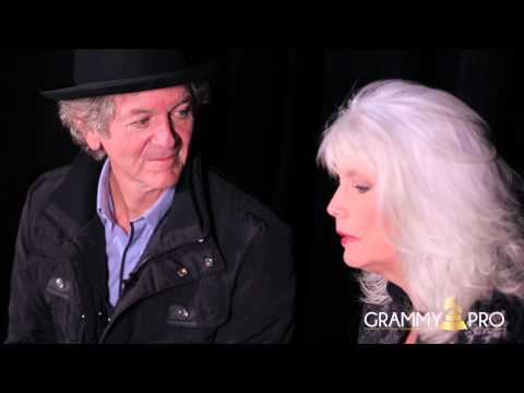 Rodney Crowell and Emmylou Harris