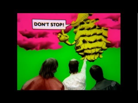 The Rolling Stones - Don't Stop - OFFICIAL PROMO