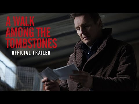 A Walk Among The Tombstones - Official Trailer (HD)