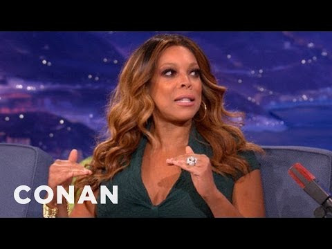 Wendy Williams Really Loves Being Tall - CONAN on TBS