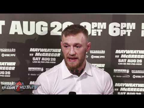 "Conor McGregor not a fan of Canelo or Golovkin, says ""Canelo is flat footed & Golovkin out of shape"""