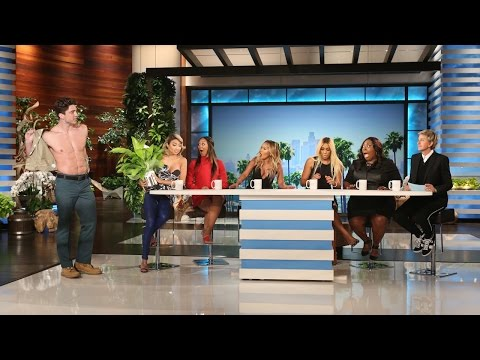 Ellen Gets Real with 'The Real'