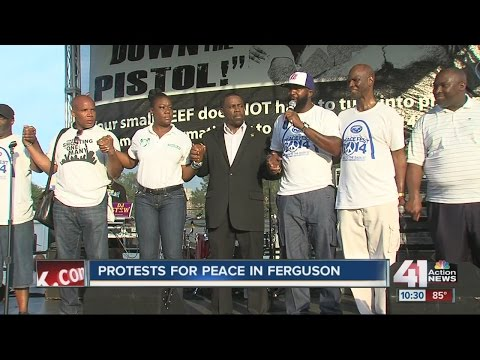 Michael Brown's family prepares for funeral