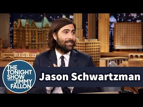 Jason Schwartzman Impersonated Anthony Kiedis