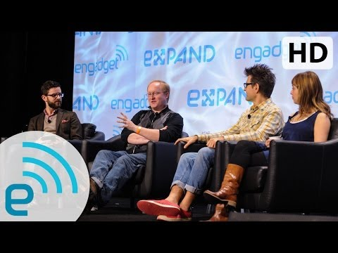 The Industrial Revolution Starts at Home | Engadget Expand 2013