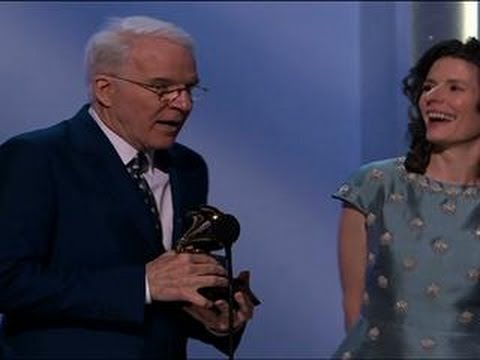 Steve Martin and Edie Brickell - Best American Roots Song Acceptance Speech