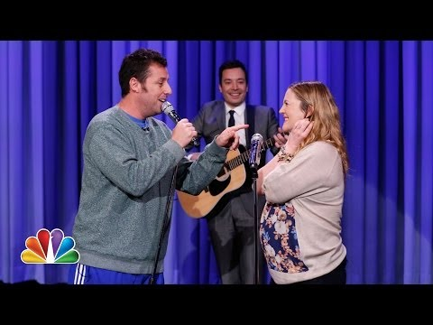 """Adam Sandler & Drew Barrymore: The """"Every 10 Years"""" Song"""