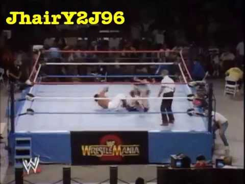 Wrestlemania 2 Highlights [HD]