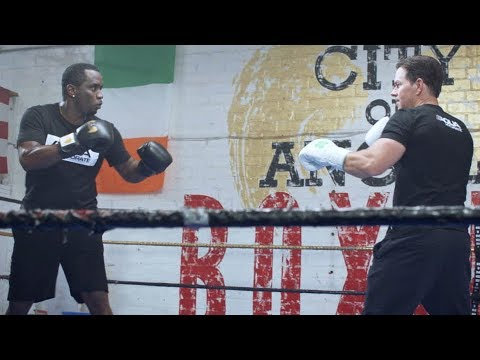 Diddy & Mark Wahlberg: The Bet - Part Two   Mayweather vs. McGregor   Aug. 26 on SHOWTIME PPV