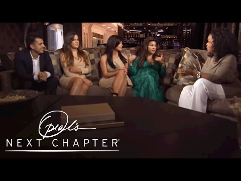 The Kardashian Siblings Talk Beauty and Fame | Oprah's Next Chapter | Oprah Winfrey Network