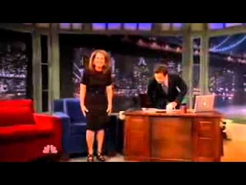 """Michelle Bachmann on """"Late Night With Jimmy Fallon"""""""