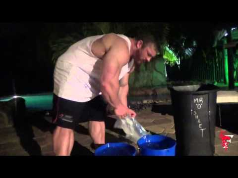 **FLEX FILES** A.L.S. Ice Bucket Challenge - Flex Lewis