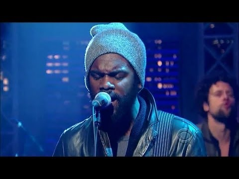 "[HD] Gary Clark Jr. - ""You Saved Me"" 2/17/14 David Letterman"