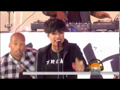 Jennifer Hudson Dangerous - Live Today Show