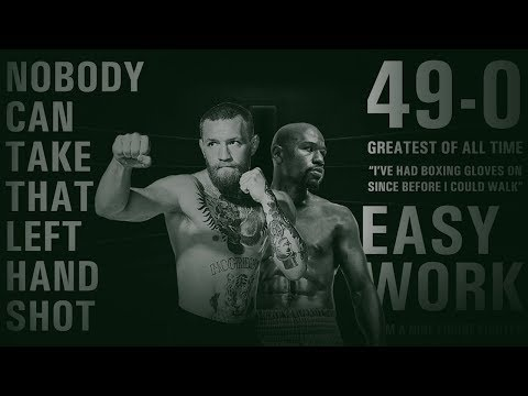 Mayweather vs McGregor Trailer: Something to Prove
