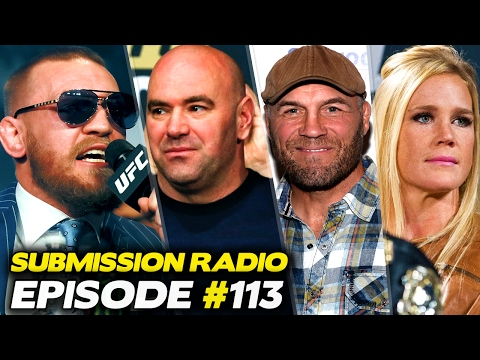 Submission Radio #113 Randy Couture, Tyson Pedro, Dillon Danis, Coach Wink, Damon Martin