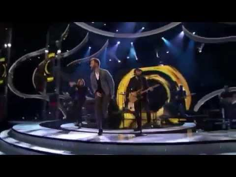 """Lady Antebellum """"Freestyle"""" Live - People's Choice Awards 2015"""