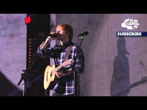 Ed Sheeran - Don't (Live at the Jingle Bell Ball)