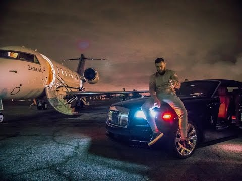 Conor McGregor Living The High Life