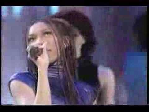 Brandy - Baby (Live - Music Awrads 1996)