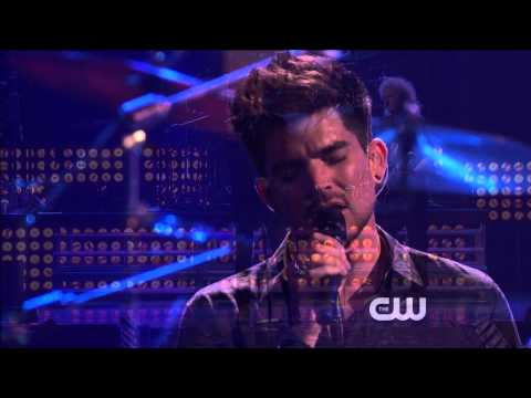 Queen with Adam Lambert-We Will Rock You/We Are The Champions iHeartRadio Music Fest 2013