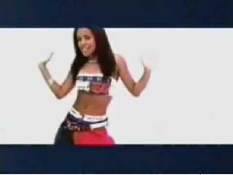 Aaliyah Tommy Hilfiger Commercial