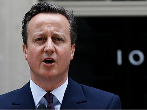Cameron Pledges to Make 'Great Britain Greater'