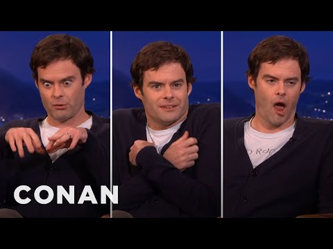 Bill Hader's SNL Cast Impressions - CONAN on TBS