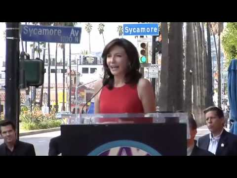 Mary Steenburgen Hollywood Walk of Fame Star Ceremony