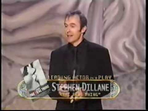 Stephen Dillane wins 2000 Tony Award for Best Actor in a Play