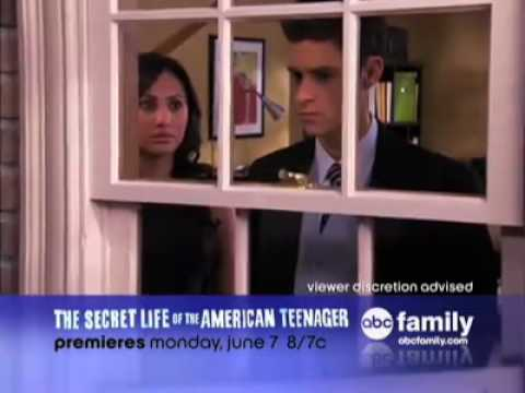 The Secret Life Of The American Teenager Season 3 Promo