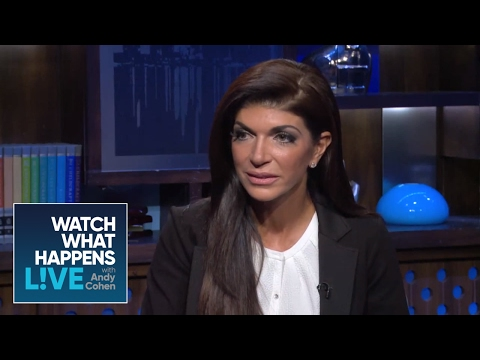 Exclusive Footage: Teresa & Joe Giudice on Prison Sentence pt.1