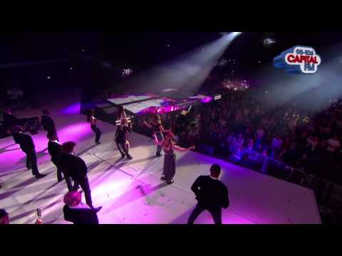 Girls Aloud - Something New - Live at Jingle Bell Ball 2012 HD