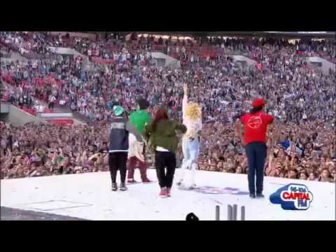 Rita Ora - Hot Right Now Live at the Capital Summertime Ball 2012